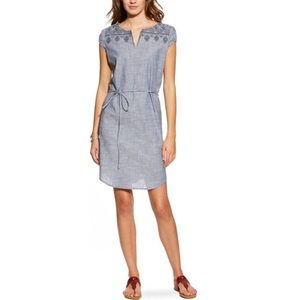 Ariat Chambray Western Dress - Size Small